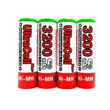 20 AA NiMH HR6 3200mAh Rechargeable Battery UltraCell R