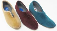 Ladylove Women's Slipper's Teal/Burgundy/Autumn Winter TBAW