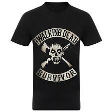 The Walking Dead Official Gift Mens T-Shirt