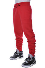 Switch Fleece Jogger Pants Sweatpants Red Mens