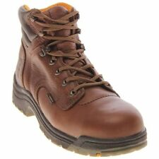 Timberland Pro TiTAN 6in Safety Toe Brown - Mens  - Size