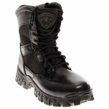 Rocky 8in ALPHA FORCE Black - Mens  - Size
