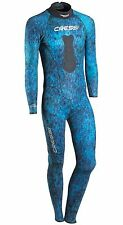 Cressi 2.5mm Blue Hunter Spearfishing Freediving Wetsuit