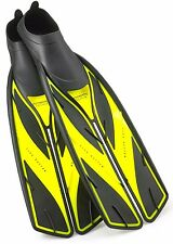 Atomic Full Foot Split Fin, Scuba Diving & Snorkeling Power Split Fins - NEW