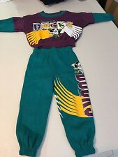 ANAHEIM DUCKS INFANT NHL 2 PIECE OUTFIT 18 MONTHS FREE SHIPPING