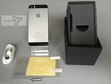 """""""No Finger""""-Apple iPhone 5S/iPhone 4S - GSM """"Factory Unlocked"""" 8-16-32-64GB 2017"""