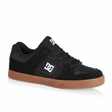 DC Trainers - DC Pure Youth Skate Shoes - Black/Gum