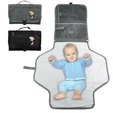 Large Travel Portable Baby Diaper Nappy Changing Pad Cover Mat Waterproof Sheet
