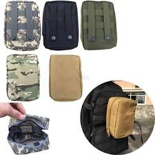 Tactical Medical Military First Aid Nylon Sling Pouch Bag Case Waterproof  New