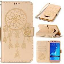 Dreamcatcher PU Premium Flip Leather Wallet Case Cover Stand Strap For Phones