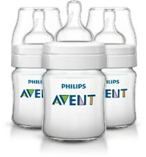 Philips Avent Classic Plus Baby Bottles, 4 Ounce