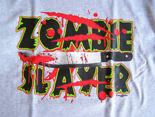 NEW FUNNY ZOMBIE TSHIRT - Zombie Slayer!