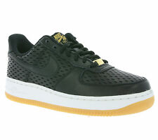 NEW NIKE WMNS Air Force 1 '07 Premium Shoes Women's Sneakers Black 616725 005