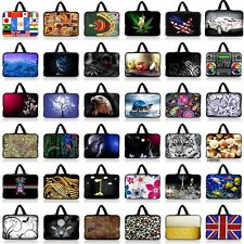 """Cute Neoprene Soft 17"""" 17.3"""" Laptop Sleeve Bag Case Cover Pouch + Inside Handle"""