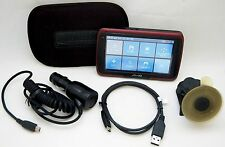 "Mio Moov S501 Car Portable GPS Navigator System 4.7"" US Canada Map Lane Guidance"