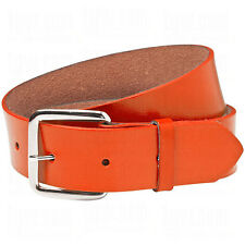 Athletic Specialties Mens Genuine Cowhide Leather Belts