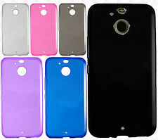 For Sprint HTC BOLT Frosted TPU CANDY Gel Flexi Skin Case Cover Accessory