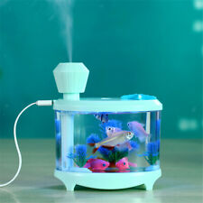 Ladybug LED Ultrasonic Aroma Humidifier Air Aromatherapy Essential Oil Diffuser