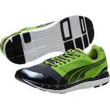 Puma Faas 500 V2 Shoes Running Shoes Sneakers Jogging green-black NEW