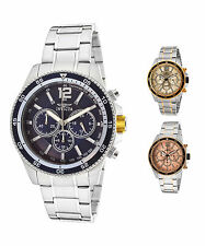 Invicta Men's Specialty Chronograph Stainless Steel Watch