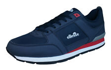 Ellesse Fabbiano D Runner Mens Lace Up Trainers / Shoes - Blue