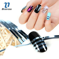 Blueness 29 Color 5pcs Nail Art Tips Striping Tape Line Sticker Manicures JH480