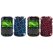 For BlackBerry Bold Touch 9900 9330 Design Snap-On Hard Case Phone Skin Cover