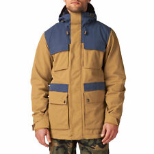 BURTON Rogue WATERPROOF + INSULATED Ski SNOWBOARD Winter JACKET Coat MENS sz S M