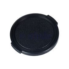 Universal Camera Lens Cap Protection Cover 55mm Durable Plastic Made HM