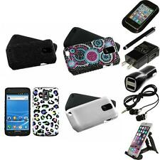For Samsung Hercules T989 Hybrid 2-Piece Hard Soft Case Cover Skin Accessories