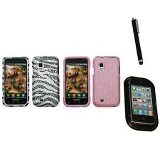 For Samsung Fascinate i500 Diamond Diamante Bling Rhinestone Case Mount+Pen