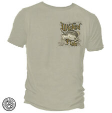 Wicked Fish Large Mouth Bass Adult T-Shirt Tee