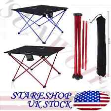 Potable Fishing Table Folding Fishing Chair Moon Chair Outdoor Camping Hiking US