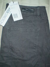 Calvin Klein Jeans Mid Stretch Legging Lean Fit Womens Size 14 x 30 New $69 Gray