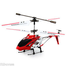 Syma S107G 3CH IR Remote Control Helicopter Alloy Copter RC Mini Drone Toy Gift