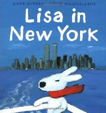 Lisa in New York (The Misadventures of Gaspard and Lisa),ACCEPTABLE Book