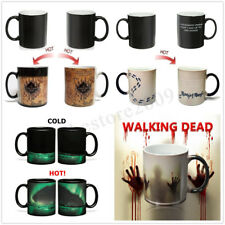 Color Changing Magic Harry Themed Potter Heat Sensitive Transforming Coffee Mug