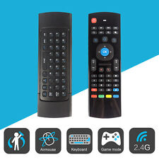MX3 2.4GHz Wireless keyboard Air Mouse Remote For Android Smart TV BOX Mini PC