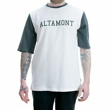 Altamont Halfback Jersey T-Shirt Dark Green Tee BNWT New Free Delivery