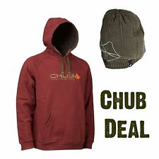 Chub Vantage fishing hoody with FREE Chub Beanie hat