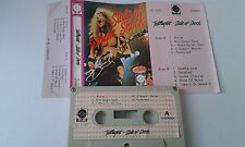 MUSIC CASSETTE TAPE. ROCK,  TED NUGENT,  STATE OF SHOCK
