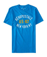 aeropostale mens aero us-87 ny logo graphic t shirt