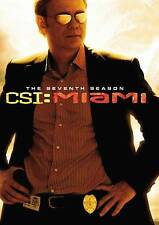 CSI: Miami - The Complete Seventh Season (DVD, 2009, 7-Disc Set)