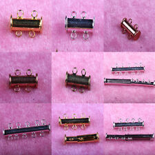 Lots 5/10 Sets Gold/Silver/Copper Plated Magnetic Clasps For Jewelry Findings