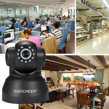720p Wired IP/Network Pan/ Tilt Security Camera US Plug With Night Version IS6H