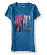 aeropostale womens city inside nyc graphic t shirt