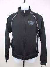 New Mackinac Island Michigan Mens sizes S-L J.America Black Track Jacket