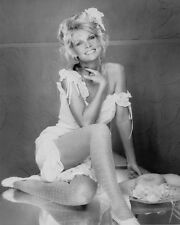 Cathy Lee Crosby B&W Poster or Photo