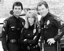 T.J.Hooker William Shatner Heather Locklear Poster or Photo