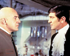 On Her Majestys Secret Service Poster or Photo Telly Savalas George Lazenby